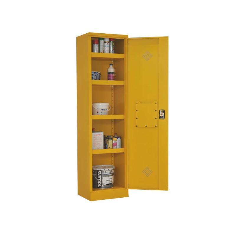 armoire produits chimiques ventil e l50cm rayometal. Black Bedroom Furniture Sets. Home Design Ideas